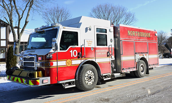 Northbrook FD Engine 10