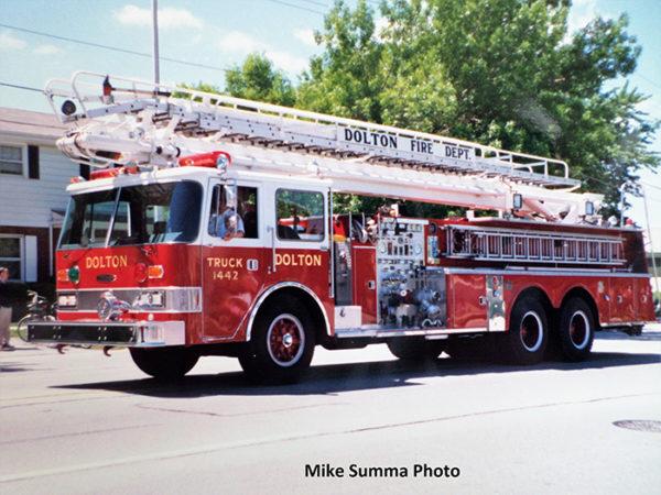 Dolton fire department Tele-Squrt