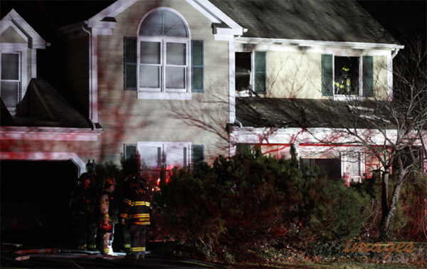 House fire in Hawthorn Woods