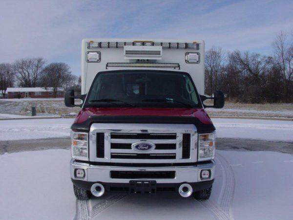 Ford E450 Type III ambulance « chicagoareafire com