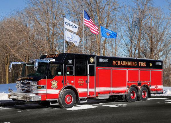 Schaumburg FD Squad 55