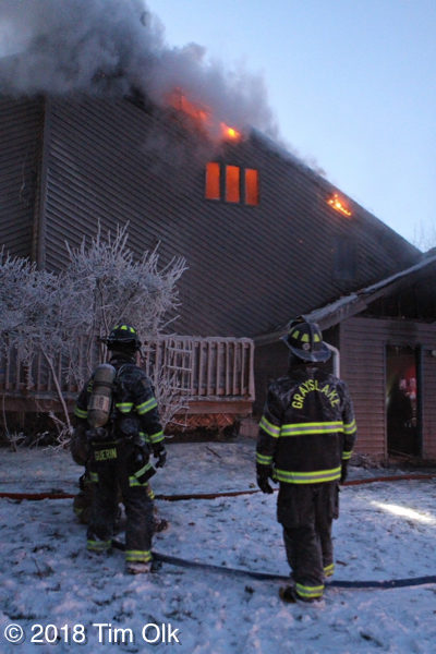 Ingleside house destroyed by fire
