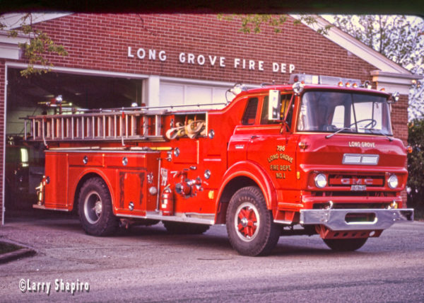 Long Grove FD Engine 796