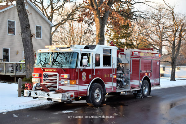 Richmond FD Engine 1441