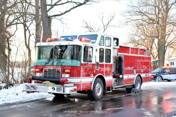 Spring Grove FPD Engine 1845
