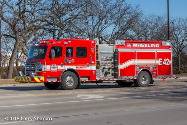 Wheeling FD Engine 42