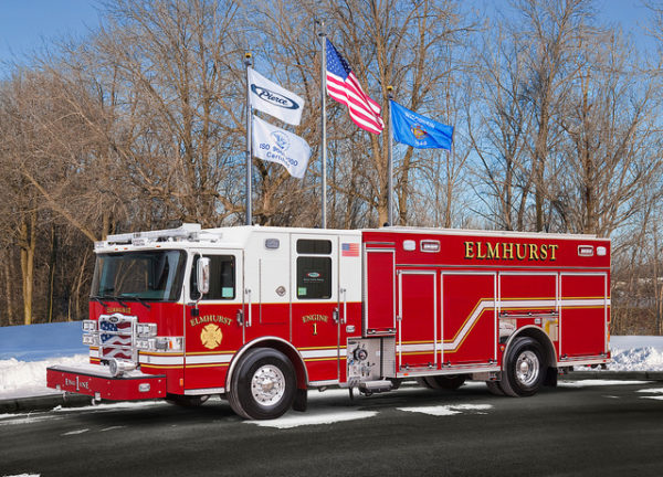 Elmhurst FD Engine 1