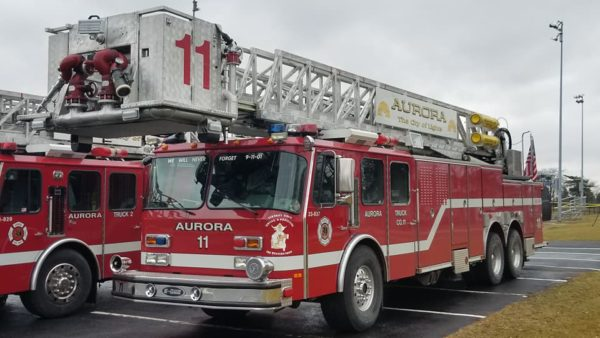 Aurora Fire Department Truck 11