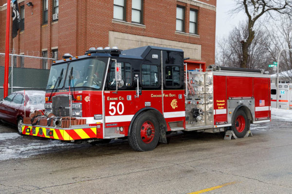Chicago FD Engine 50