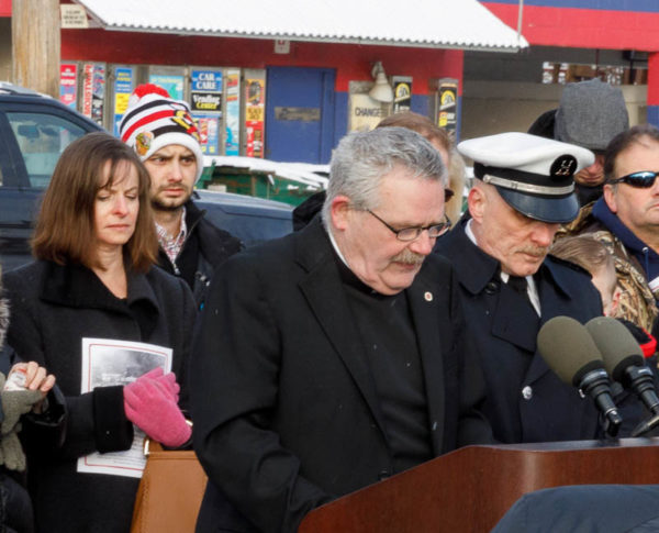 Chicago FD Chaplain Fr John McNalis