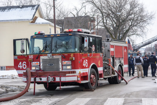 Chicago FD Engine 46