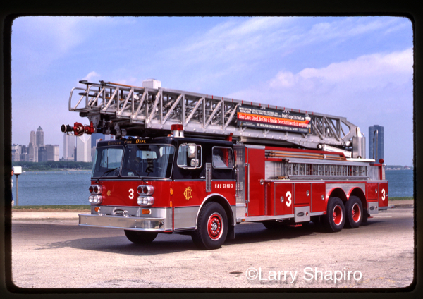 Chicago FD Truck 3
