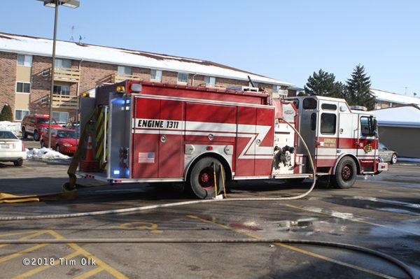 Gurnee FD Engine 1311