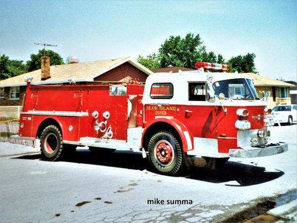 1971 American LaFrance 1500/500