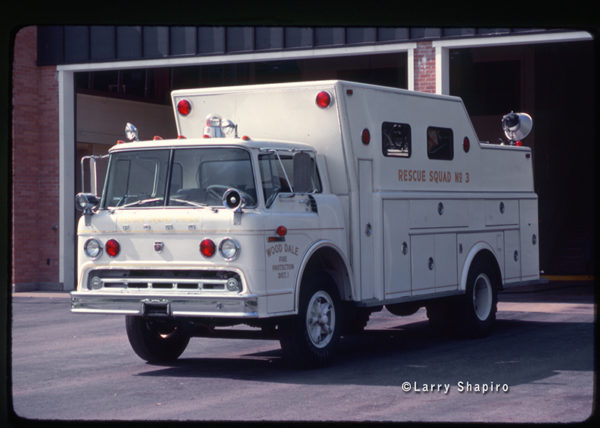 Ford/Welch rescue squad