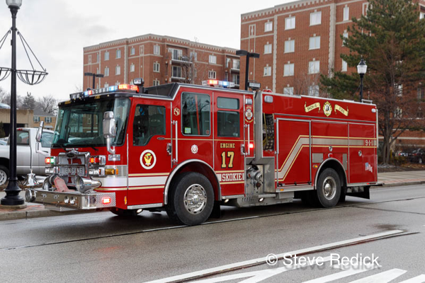Skokie FD Engine 17