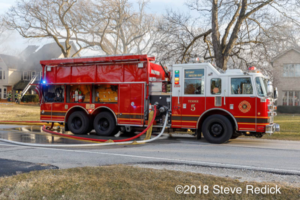 West Chicago FDP Tanker 5