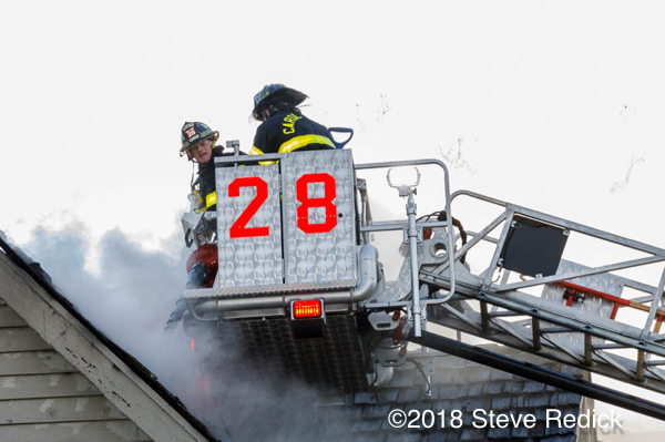 Carol Stream Fire District Truck 28