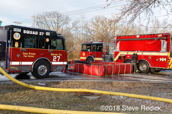 Carol Stream Fire District Squad 27