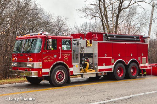 Libertyville FD Tender 461