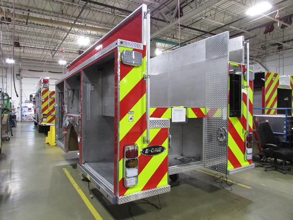 E-one fire engine so 141479