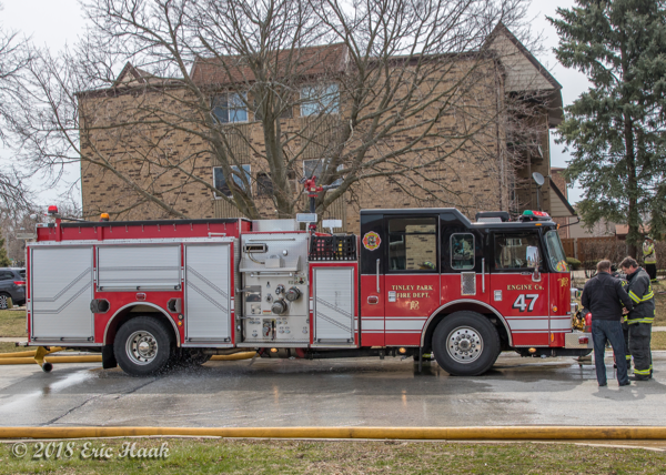 Tinley Park FD Engine 47