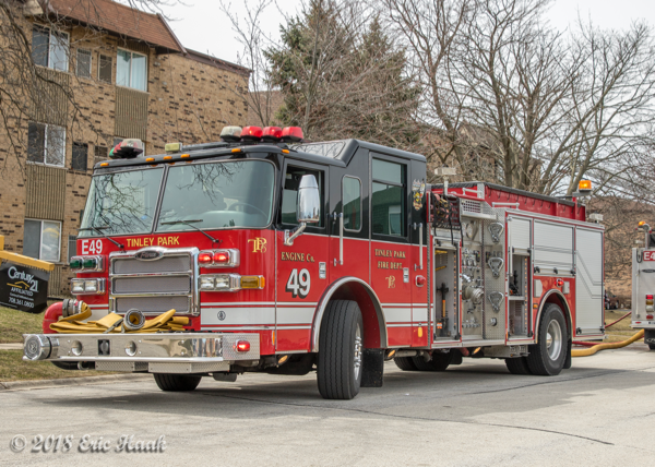 Tinley Park FD Engine 49