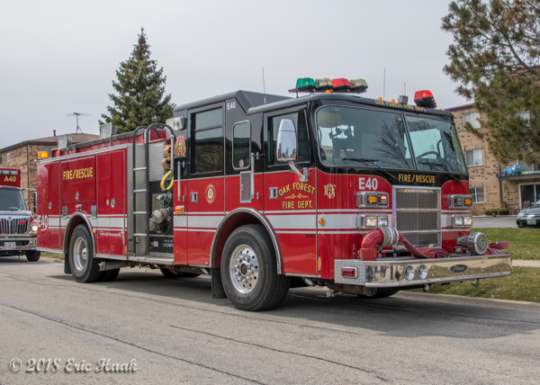 Oak Forest FD Engine 40