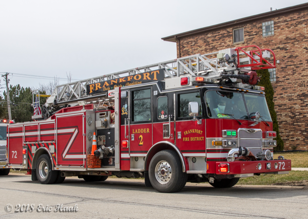 Frankfort FPD Ladder 2