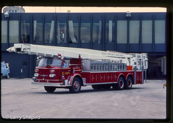1969 American LaFrance 900 Series Aero Chief 90
