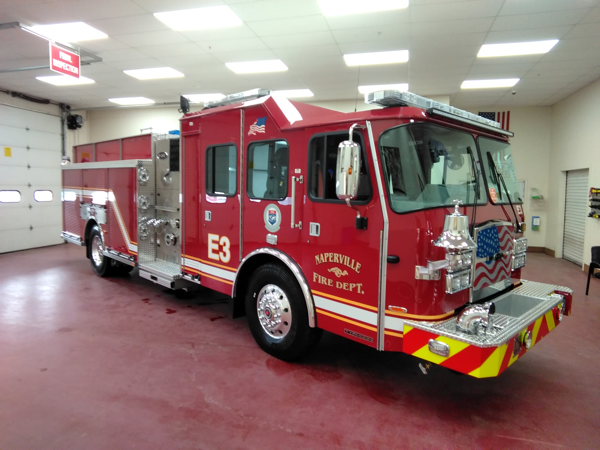 Naperville FD Engine 3