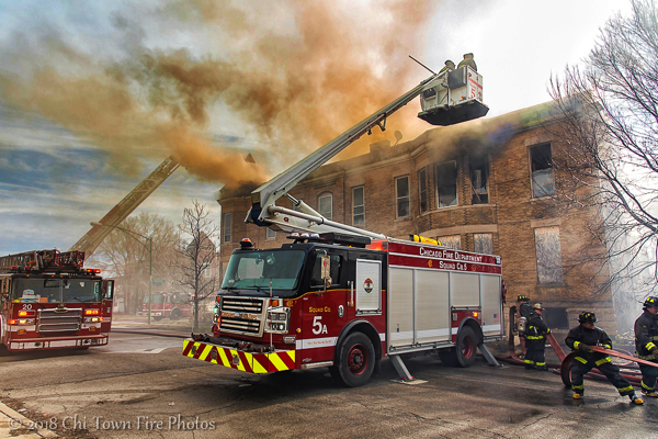 Chicago FD Squad 5A