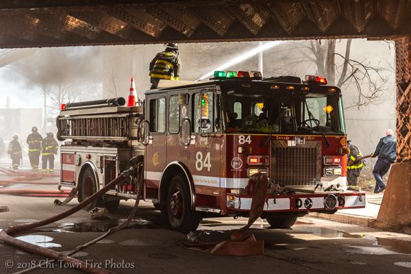 Chicago FD Engine 84