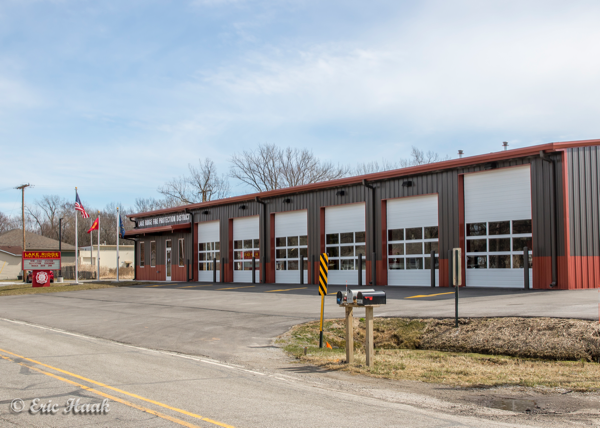Lake Ridge Fire Protection District fire station