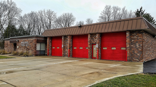 fire station closed for lack of funding