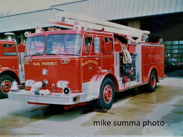 Oak Forest FD Engine 94