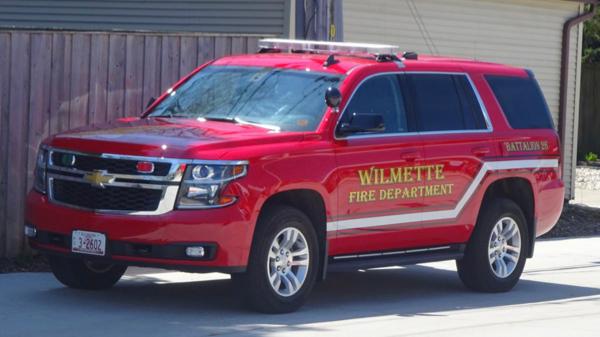 Wilmette FD Battalion 26