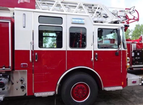 new fire truck for the Central Stickney FPD