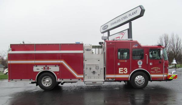 Naperville FD Engine 3