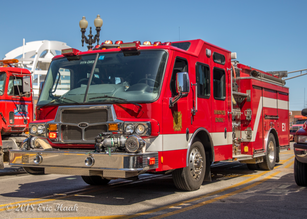 Hammond FD Engine 1