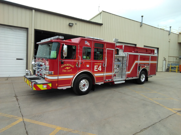 Naperville FD Engine 4