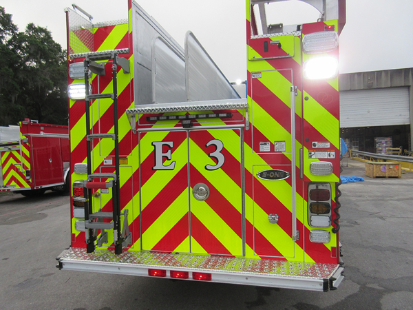 Bolingbrook FD Engine 3