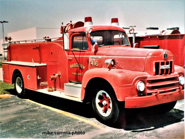 IHC R-190 Howe fifre engine