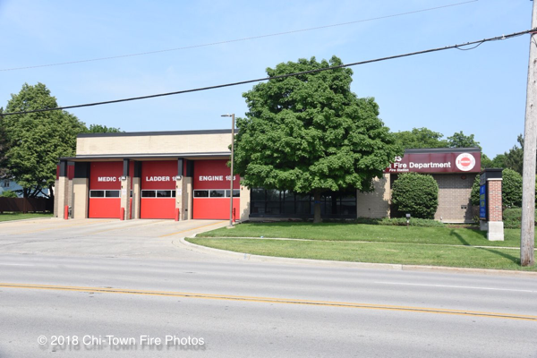 Westmont Fire Station 183