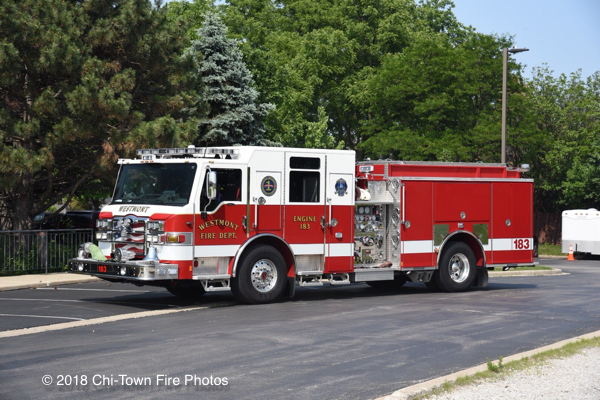 Westmont FD Engine 183