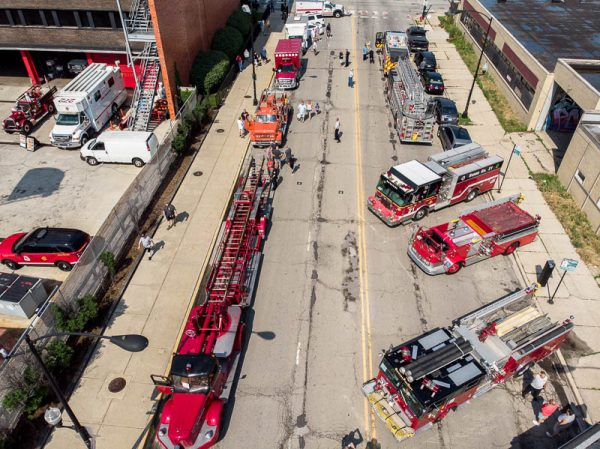 2018 Annual Chicago Fire Engine Rally & Swap Meet