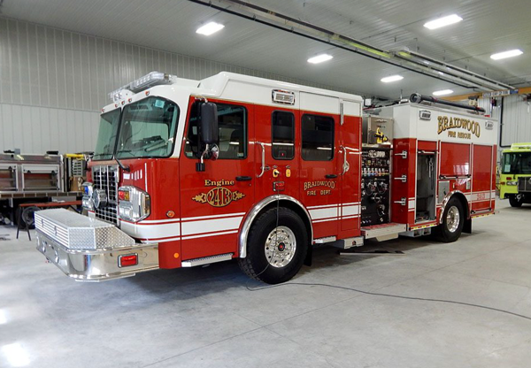 Braidwood FD Engine 2413