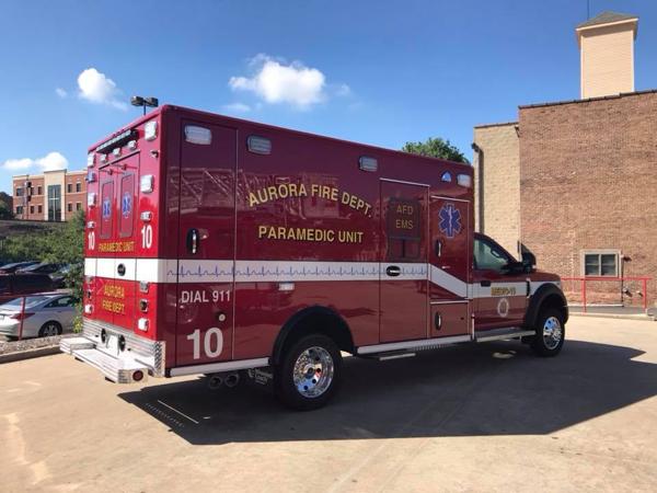 Aurora FD Medic 10