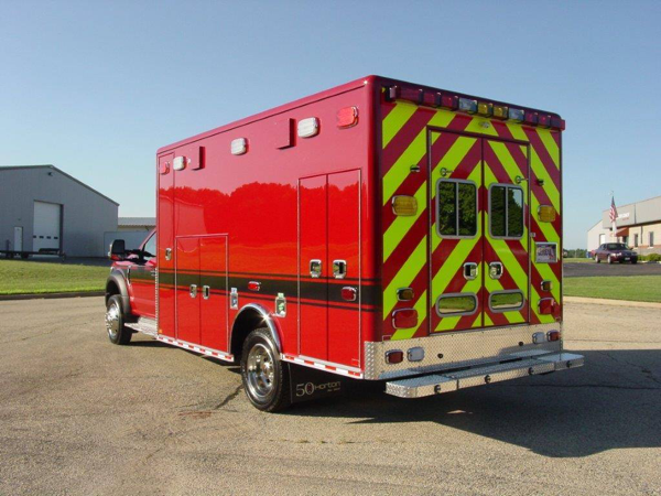 Horton Type I ambulance