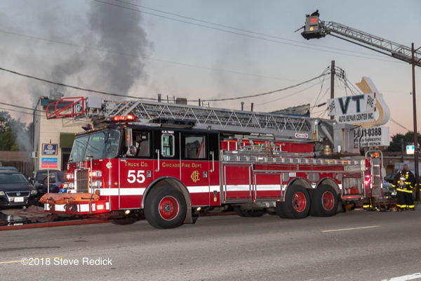 Chicago FD Truck 55